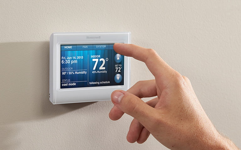 Thermostat not working at home, what should I do?