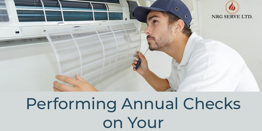 Performing Annual Checks on Your Air Conditioning Unit